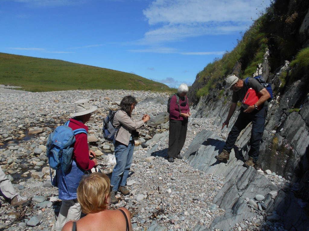 A geology guided tour of Islay